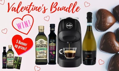 Free Valentine Bundle from Filippo Berio