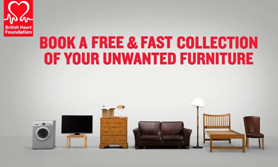 Free Furniture and Electrical Collection