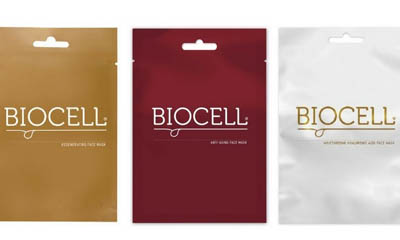 Free Biocell Face Mask Sheets