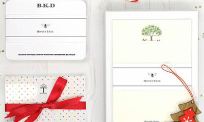 Win 1 of 5 HoneyTree Stationery Sets