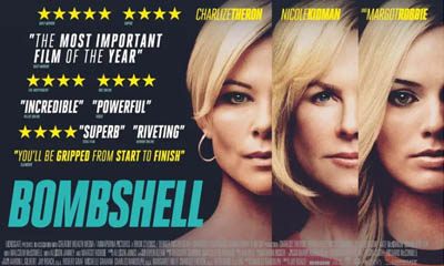 Free Bombshell Cinema Tickets