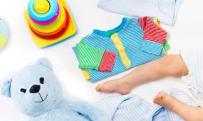 Free Bounty packs for Pregnant Women