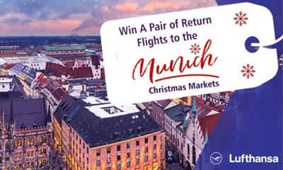 Win Flights to Munich Christmas Markets