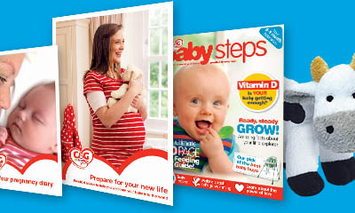 Free Pregnancy Advice for Every Stage from C&G Baby Club
