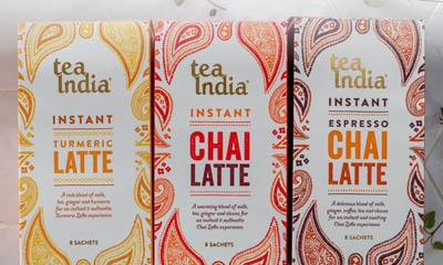 Free Tea India Chai Latte Sample Packs