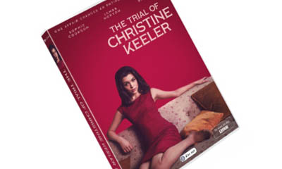 Win The Trial of Christine Keeler on DVD