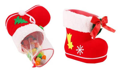 Free Christmas Candy Boots