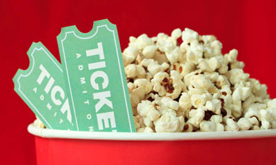 Free Cinema Tickets In Your Town