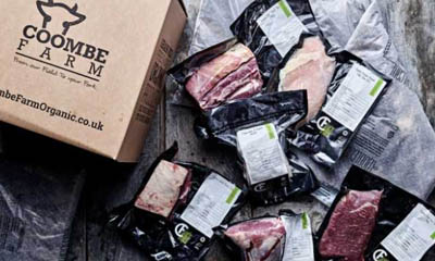 Win 1 of 3 BBQ Boxes from Coombe Farm Organic