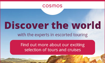 Free Cosmos Travel Brochure