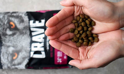 Free Crave Pet Food