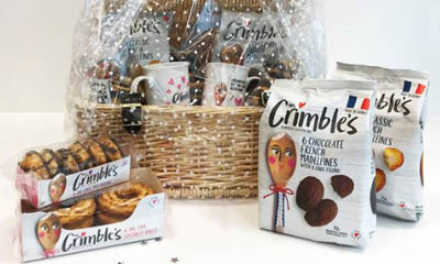 Win a Mrs Crimble Cakes & Biscuits Hamper