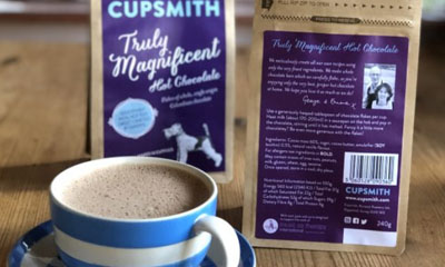 Free Cupsmith's Truly Magnificent Hot Chocolate