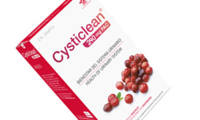 Free Cysticlean Urinary Health Capsules