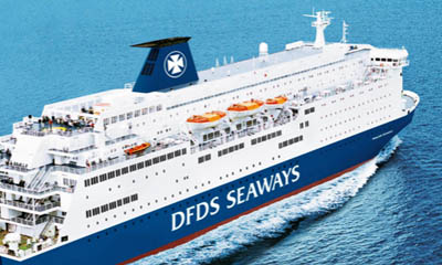 Free Cruise to Amsterdam with DFDS