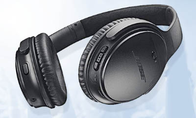 Free Bose QuietComfort Headphones