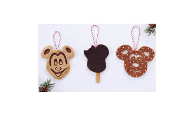 Free Disney Christmas Crafts and Recipes