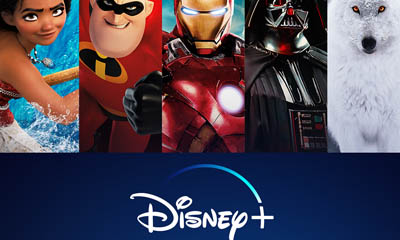 Sign Up to Disney+
