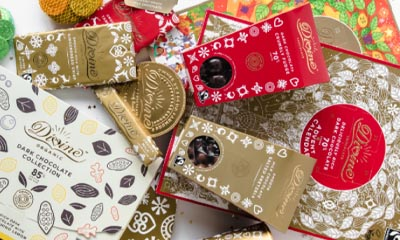 Win a Divine Chocolate Christmas Set