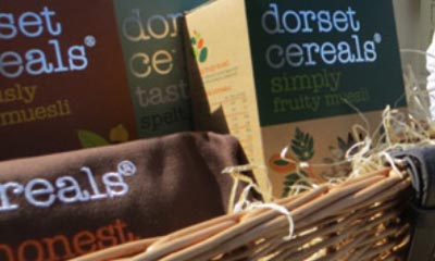 Free Dorset Cereal Breakfast Hampers