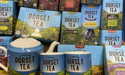 Win a Dorset Tea Hamper
