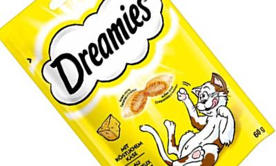 Free Dreamies Cat Food Coupon