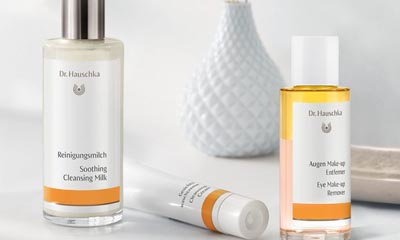 Free Dr Hauschka Cleansing Bundle