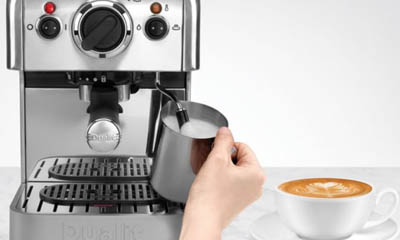 Win A Dualit 3 In 1 Coffee Machine