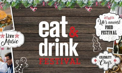 Free Eat & Drink Festival Tickets - Christmas Edition
