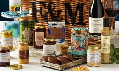 Win a Fortnum & Mason Food & Drink Hamper
