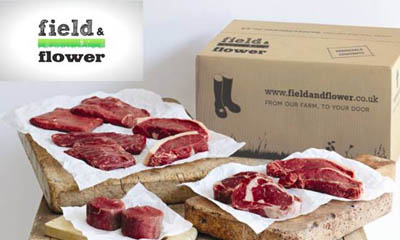 Win a Field & Flower Meat Box