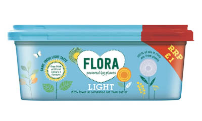 Free Flora Light Spread