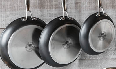 Free Stellar Rocktanium Pan Sets