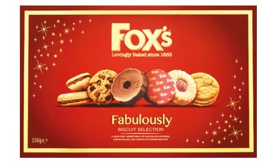Win a Pack of Fox's Biscuits