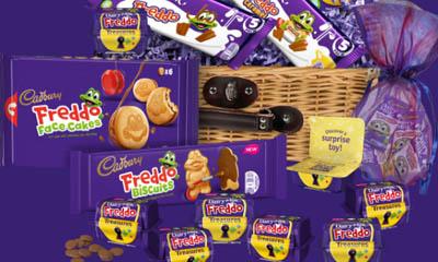 Free Cadbury Freddo Treasures Chocolate Hampers