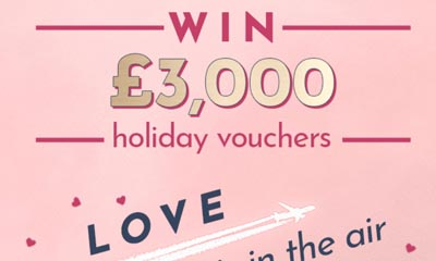 Win £3,000 TUI Holiday Vouchers