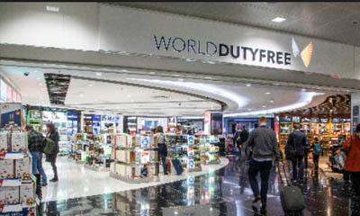 gatwick airport freebies