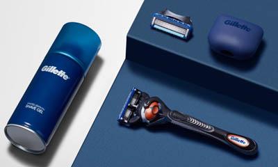 Free Gillette Razor Kits