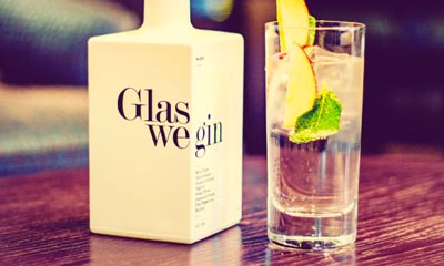 Free Bottle of Glaswegin Gin