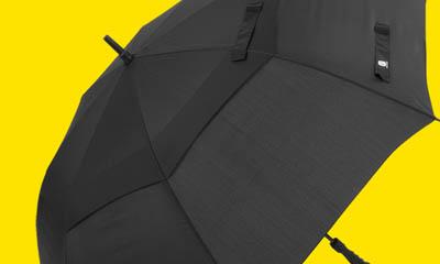 Free ergonomad Weathercaster Umbrella
