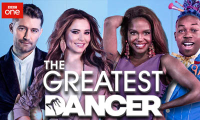 Free Tickets to The Greatest Dancer Live Shows