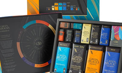 Free Green & Blacks Chocolate Collections
