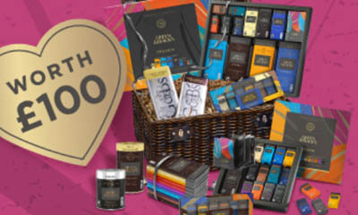 Win the Ultimate Green & Blacks Valentine Hamper