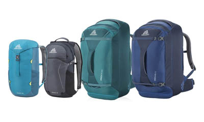 Win 4 Gregory Backpacks worth over £350