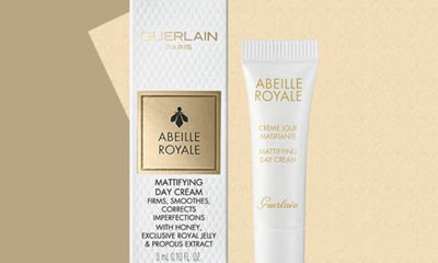 Free Guerlain Abeille Royale Mattifying Day Cream