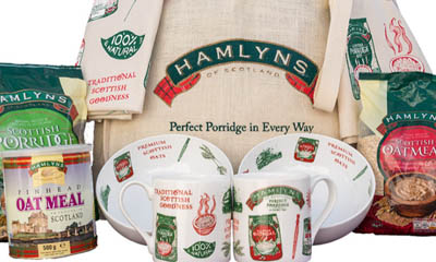 Win a Hamlyns Perfect Porridge Pack