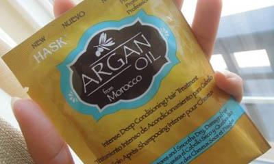 Free Hask Argan Oil Hair Repair