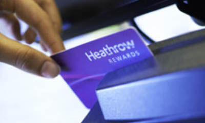 Free Heathrow Rewards Loyalty Card