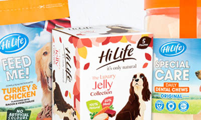Win a HiLife Dog Food Hamper