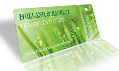Free Holland & Barrett Loyalty Points